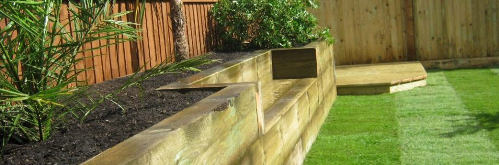 Raised Beds at the Garden Shed