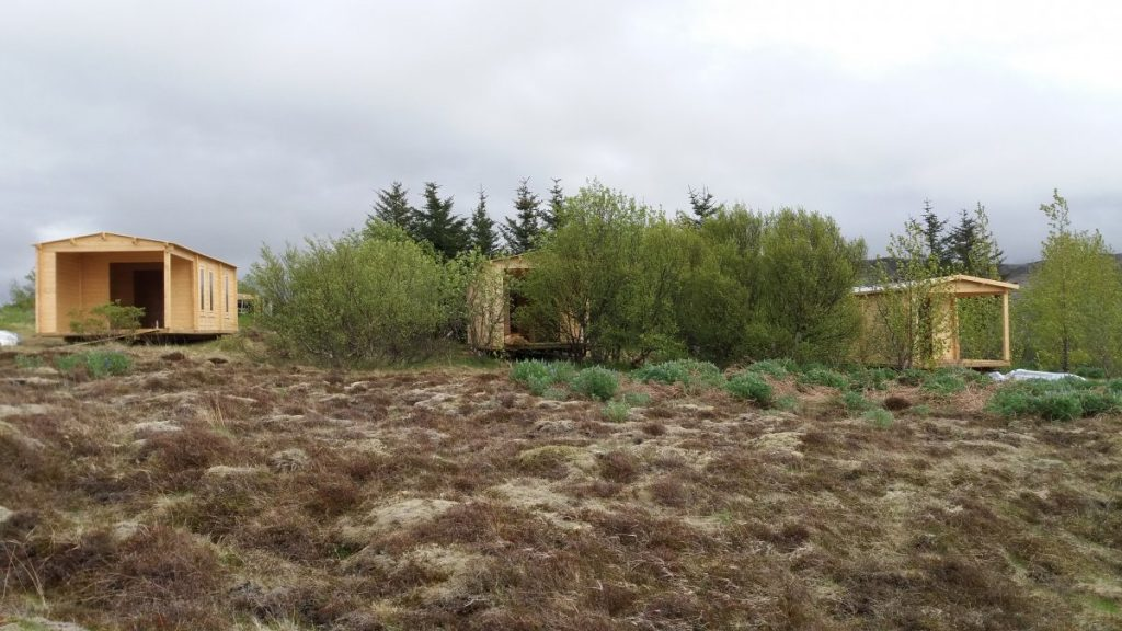 See our Log Cabins used As Holiday Rental Cabins in Iceland 1