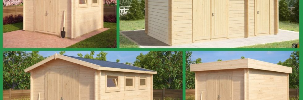 Maintenance of the Garden Storage Shed