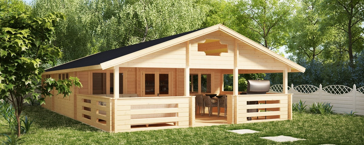 Build a Granny Annex or Home Extension fast and cost-efficiently