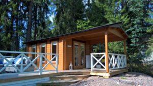 Holzhaus 2