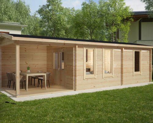 Hansa Holiday Camping Cabin