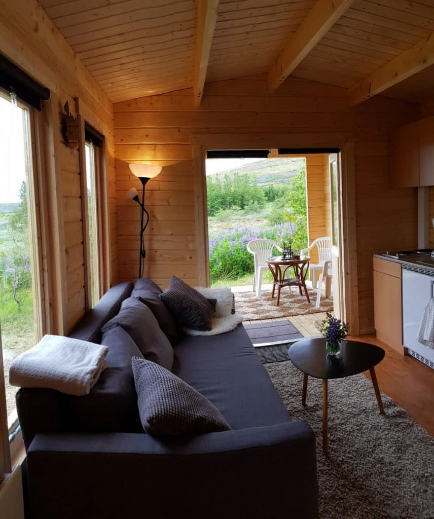 Holiday Cabin Iceland 1