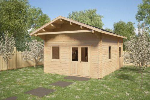 Summerhouse with sleeping loft Gotland C