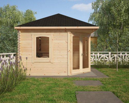 Garden Summer House Aruba TE