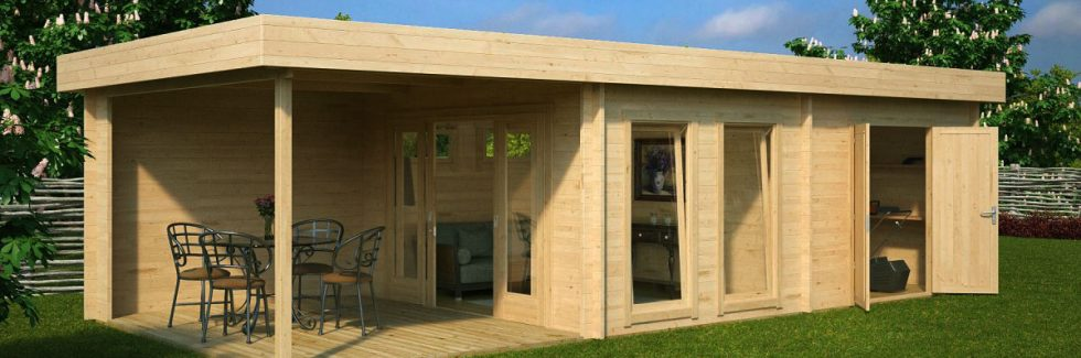A Garden Room For Extra Space