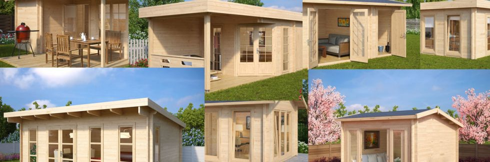 Wooden Summerhouses – Which Kind is Best For You?