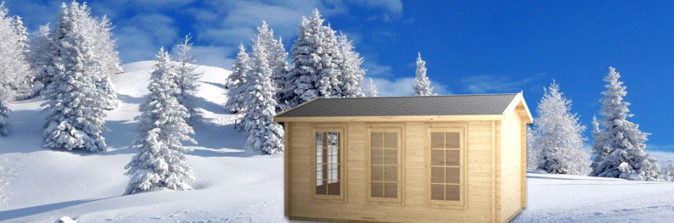 Prepare for Winter at the Garden Shed