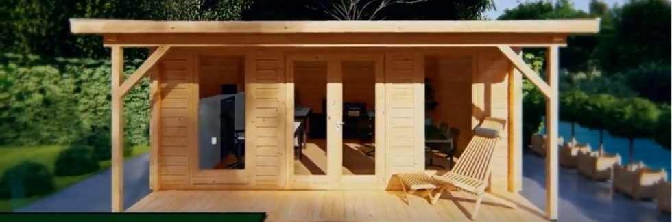 The 7 Greatest Advantages of Wooden Summer Houses