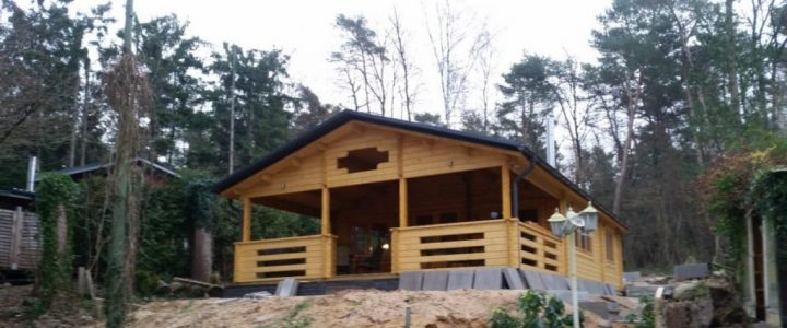 Deliveries of Summerhouse24 garden rooms, log cabins, sheds and residential cabins to Ireland