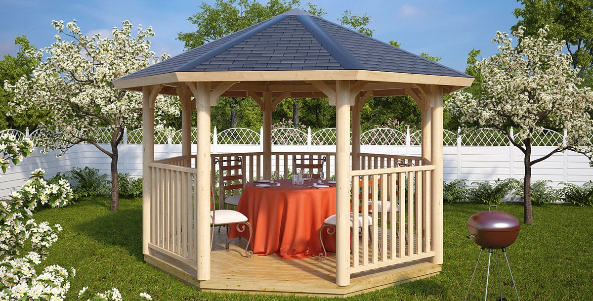 How Can a Gazebo Make a Difference in Your Garden?