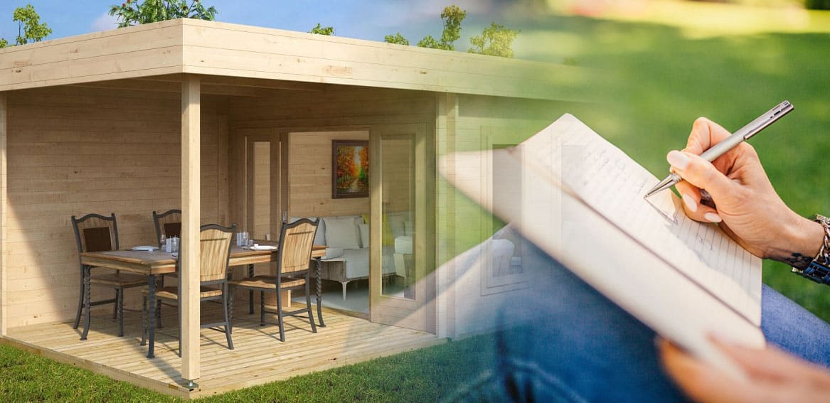 How to Turn Your Garden Cabins into a Writing Shed – Tips & Tricks