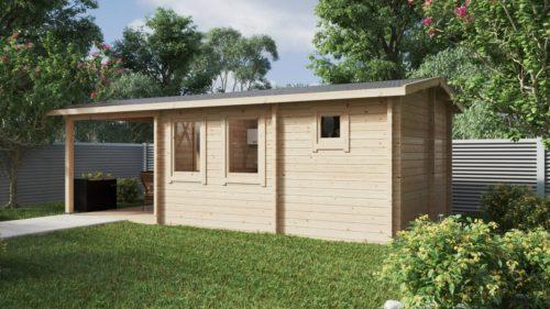 Garden Sauna Cabin Nora
