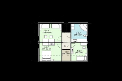 Hansa-122 second floor