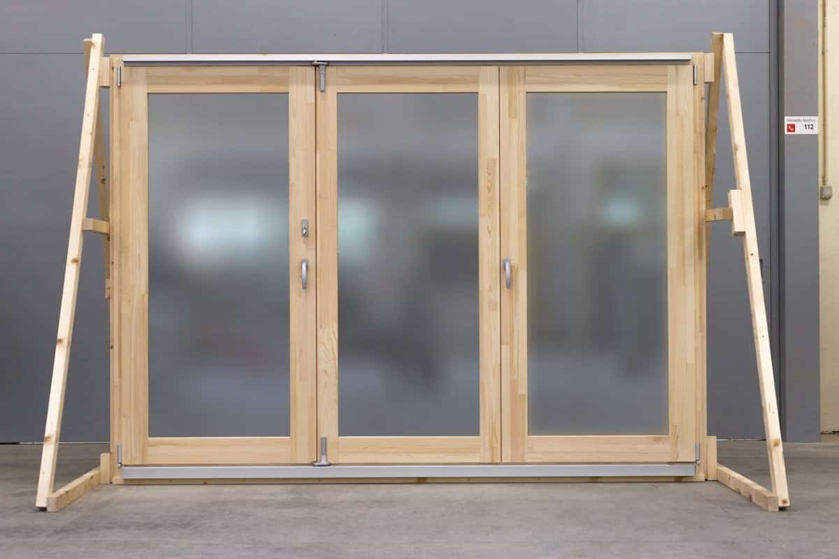 Summerhouse24 Premium Folding Doors