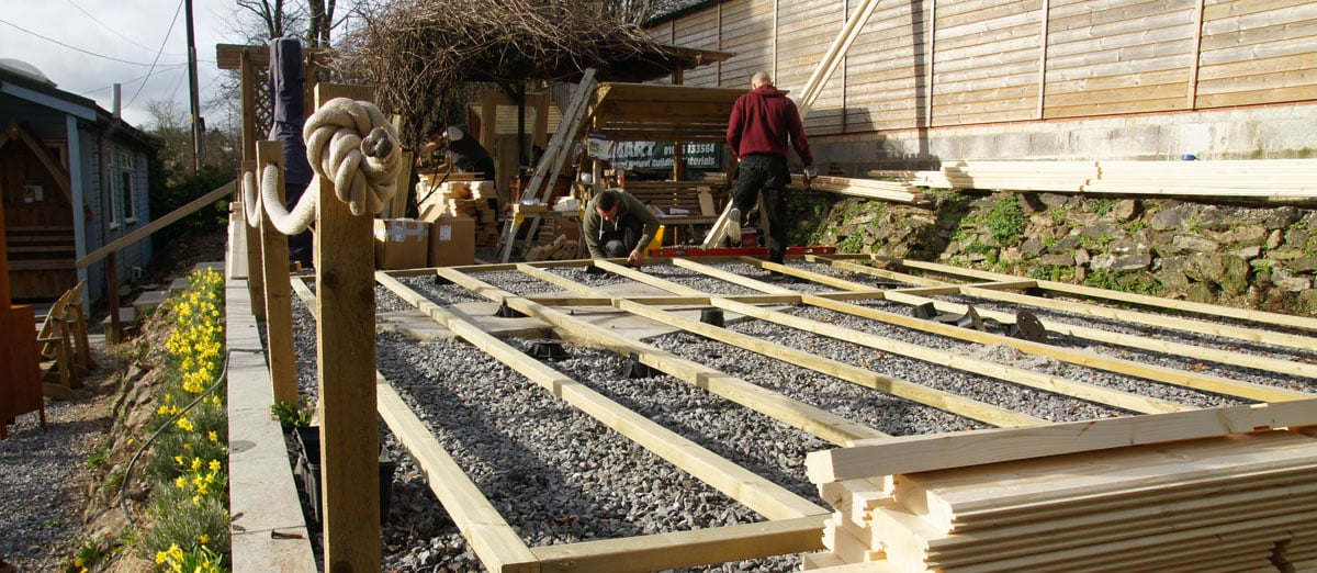Planning Tips to Consider when Installing a Garden Log Cabin