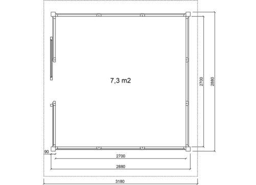 noah floor plan