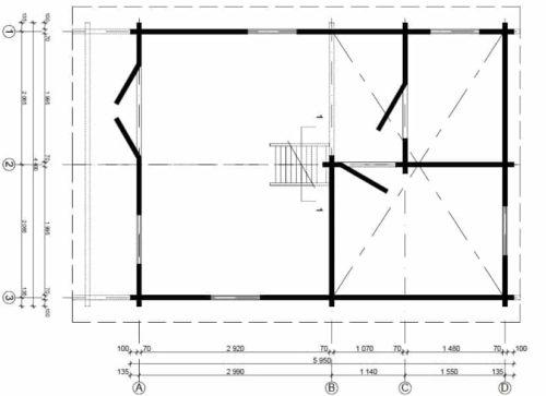 Gotland f ground plan