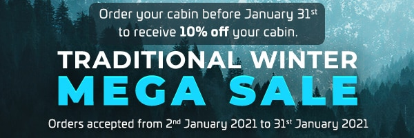 Traditional Winter Mega Sale
