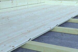 Floorboard Fixing