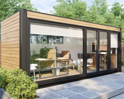 Container cabin home V 5