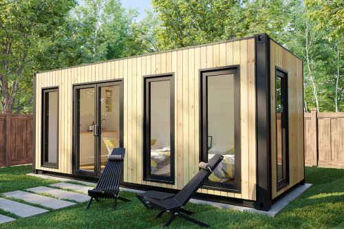 Container garden house room V 4