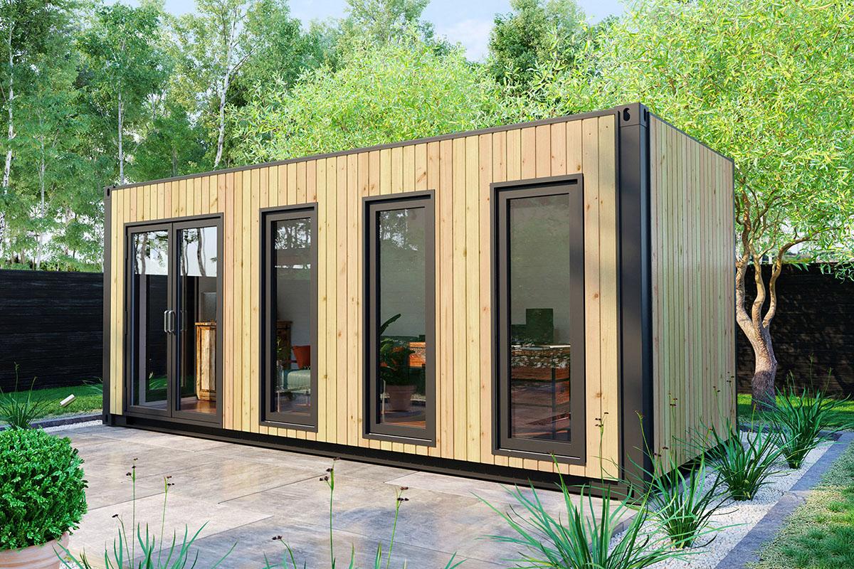 Container garden office V 1 1