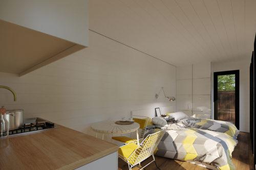 Container garden room V 4 interior design