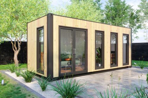 Container house garden office V 1 1