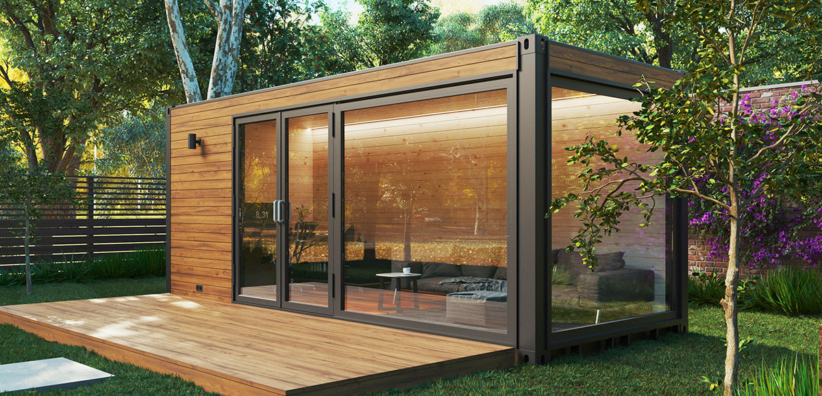 How to Keep Your Garden Office Secure