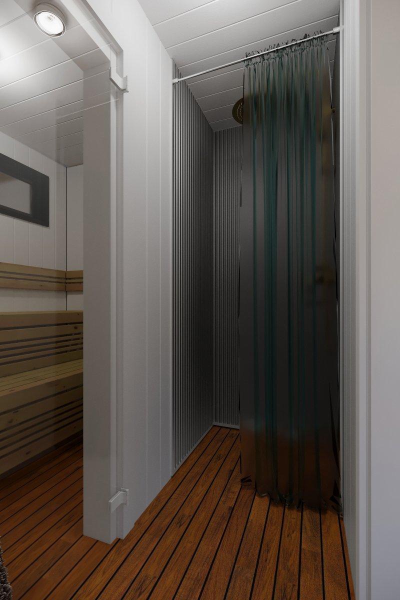 V6 sauna cont 2 interior 2