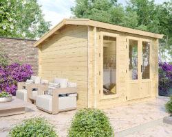 Small Garden Office 1 DS