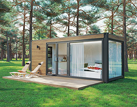 Container Houses and Tiny Houses