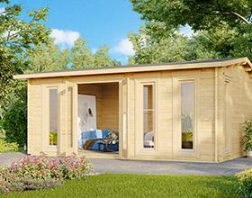 Garden Offices and Garden Pods