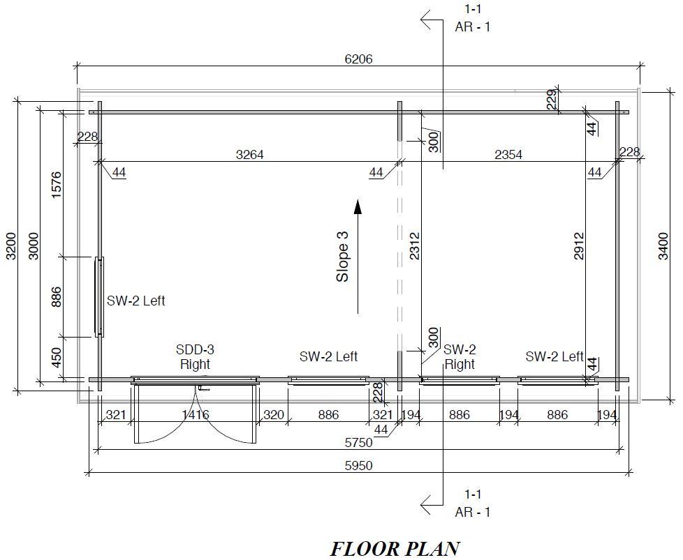 Liam DS floor plan